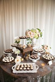 45 Chic and Creative Wedding Dessert Ideas