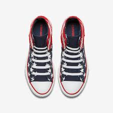 converse shoes high tops blue. converse high tops chuck taylor all star american flag top (10.5c- shoes blue c