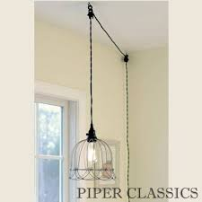 15 collection of plugin pendant lights throughout plug in lighting ideas 6