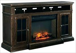 electric fireplace chimney free wall hanging napoleon mount costco