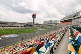 Photos At Charlotte Motor Speedway That Are Near The Finish
