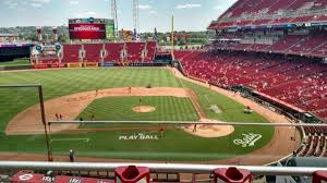 Reds Seating Chart Mezzanine Great American Ball Park Section 419 Home Of Cincinnati Reds