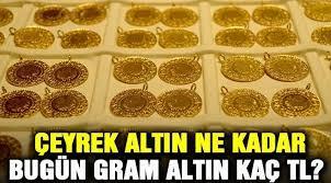 18 Temmuz 2021 altın fiyatları| Çeyrek altın ne kadar, bugün gram altın kaç  TL? Cumhuriyet, tam, yarım altın fiyatları! - Gaziantep Haberleri