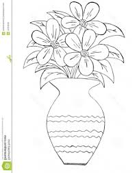 easy flower vase drawing flowers in a vase essay to draw viewing 12 photos of the easy flower vase drawing