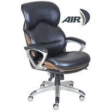 ergonomic executive office chair. Ergonomic High Back Leather Executive Office Chair In Black K