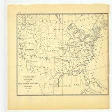 Magnetic Declination Chart Amazon Com Vintography C 1856 18 X 24 Reproduction Old Map