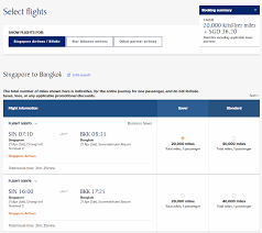 You Can Now Redeem Krisflyer Miles Online On Star Alliance