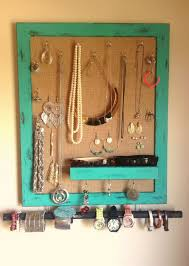 picture frame jewelry armoire fresh bejeweled striped mirrored