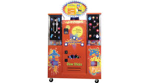Bulk Vending Machines Enchanting Big Bear Glow In The Dark Bulk Vending Machine VendingMarketWatch