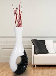 See The Light With This White Floor Vase