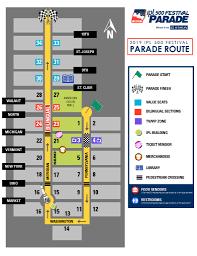 Parade Route 500 Festival