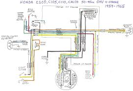 honda c100 wiring diagram honda image wiring diagram honda c100 wiring diagram honda wiring diagrams on honda c100 wiring diagram