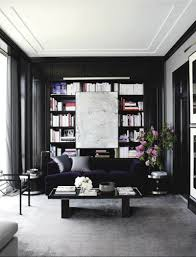 Stylish Living Room Black Gold For A Stylish Living Room Covet Edition