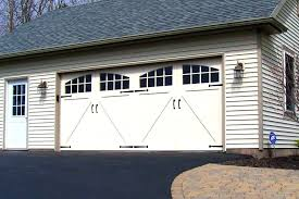 what are the most mon problems with garage doors residential