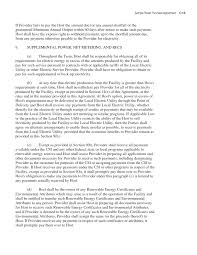 appendix c sample power purchase agreement developing a  page 125