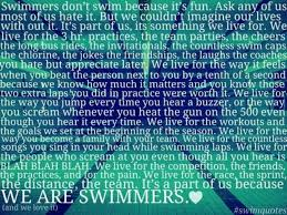 Swim Quotes Custom 48 Swim Quotes 48 QuotePrism