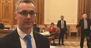 Deputatul USR Stelian Ion, fost avocat al lui Mazăre, îl critică pe Iohannis pentru că a numit la MAI un apropiat al lui Mazăre