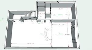 new house plans with finished basement or basement design plans finished basement floor plans best