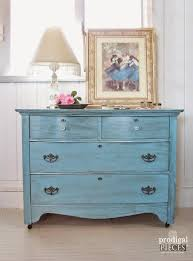 blue antique furniture. Antique Serpentine Dresser Gets Much Needed Makeover For Baby With Inspiration By A Blue Beauty Furniture E