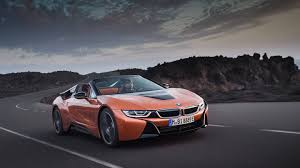 Sport Series how much is a bmw i8 : The BMW i8 Roadster Brings You Even Closer to the Environment ...