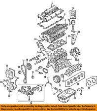 kia no warranty car truck engine valve covers kia oem 06 09 rio engine valve cover 2241026860