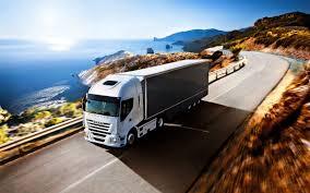 white iveco truck wallpaper wallpaper