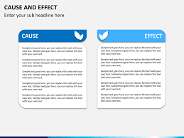 cause and effect diagram powerpoint template sketchbubble cause and effect diagram ppt slide 1