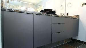 kitchen cabinets no handles d codeco