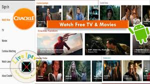 Watch Free Tv Movies With Crackle Apk On Android Device Youtube