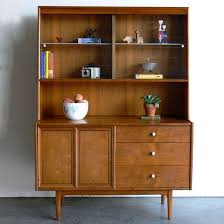 mid century hutch. Exellent Mid Mid Century Hutch Intended Pinterest