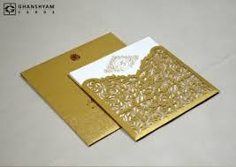 Weding Card Designs Designer Laser Cut Wedding Card Design Gc 2021
