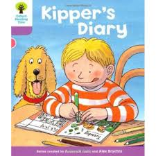 Oxford Reading Tree Level 1 First Sentences Kippers Diary By Gill Howell Key Stage 1 Books At The Works