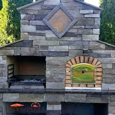 patio pizza oven patio pizza oven lovely built in brick wood fired ovens fireplace outside fireplace