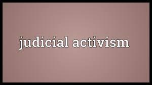 judicial activism meaning  judicial activism meaning