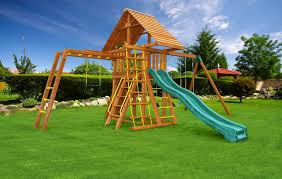 dreamscape playground jungle gym eastern big backyard playsets australia ii wooden swing set discovery home outdoor playsets