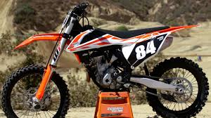 first ride 2017 ktm 250sxf motocross action magazine youtube