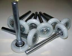 image is loading garage door roller wheel heavy duty 13 ball