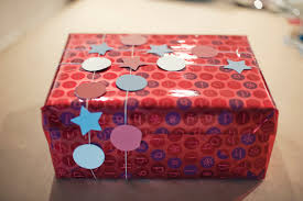 Shoe Box Decorations Gift Wrapping a Shoe Box A Cute Gift Decorating Idea Wrapping 2