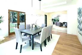 dining room lighting height rectangular chandelier chandeliers for table modern di