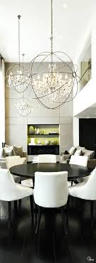 modern concept modern dining room chandeliers best modern dining room chandeliers ideas on