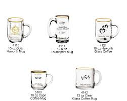 personalized mugs and steins wedding glasses