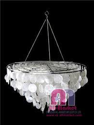 capiz shell lamps am055ll 1