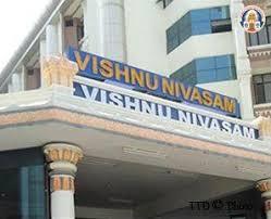 Accommodation At Tirupati