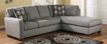 Buy Ashley Furniture Zella Charcoal RAF Corner