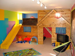 Models Basement Ideas For Kids Area Fun Playroom Places And Intended Concept
