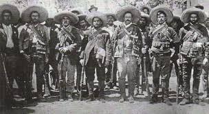 Мексика в конце xix начале xx века Порфирио Диас Новая  Участники Мексиканской революции Фото 1910 х гг