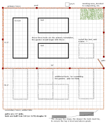 how to lay out a garden. Small Square Foot Vegetable Garden Design   How To: A Layout To Lay Out