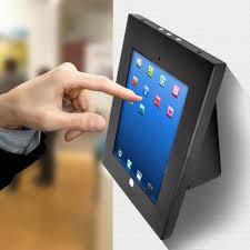 details about new pyle pspadlkw5 universal anti theft ipad holder desks mount 2 3 4th air gen