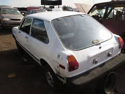 Junkyard Find: 1980 Toyota Corolla Tercel - The Truth About Cars