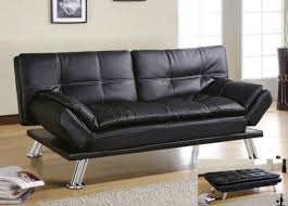 modern leather sofa bed. Simple Leather Innovative Sleeper Sofa Leather Modern Prepossessing  With Bed